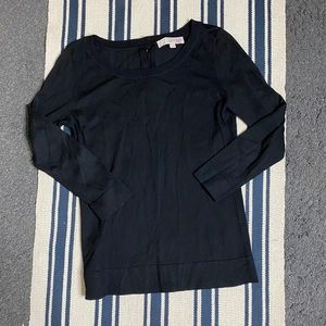 Loft Thin Sweater With Wool S